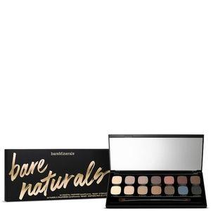 Bare Minerals Bare Naturals Eyeshadow Palette NWT